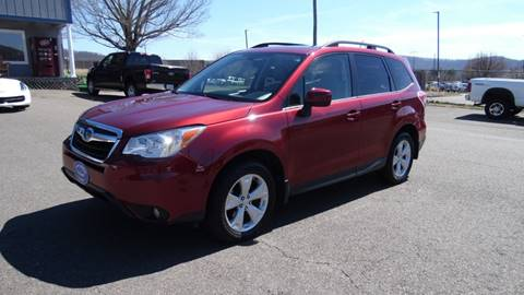 2015 Subaru Forester for sale in West Jefferson, NC