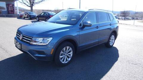 2019 Volkswagen Tiguan for sale at Steve Johnson Auto World in West Jefferson NC