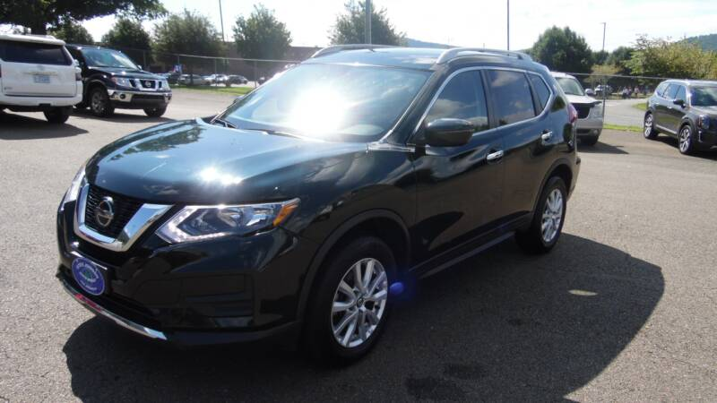2019 Nissan Rogue for sale at Steve Johnson Auto World in West Jefferson NC