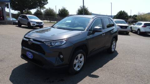 2019 Toyota RAV4 for sale at Steve Johnson Auto World in West Jefferson NC
