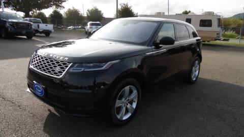 2020 Land Rover Range Rover Velar for sale at Steve Johnson Auto World in West Jefferson NC