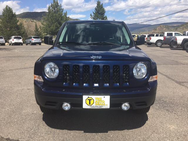 2014 Jeep Patriot 4x4 Latitude 4dr SUV - Durango CO