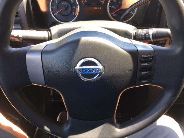 2012 Nissan Titan 4x4 S 4dr King Cab SWB Pickup - Durango CO