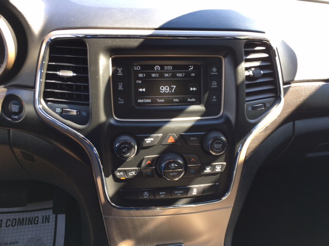 2016 Jeep Grand Cherokee 4x4 Laredo 4dr SUV - Durango CO