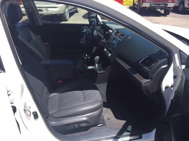 2015 Subaru Legacy AWD 2.5i Limited 4dr Sedan - Durango CO