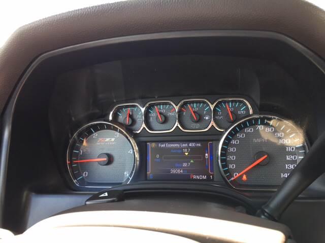 2015 Chevrolet Silverado 2500HD 4x4 LT 4dr Crew Cab SB - Durango CO