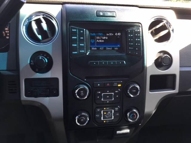 2013 Ford F-150 4x4 XLT 4dr SuperCrew Styleside 5.5 ft. SB - Durango CO