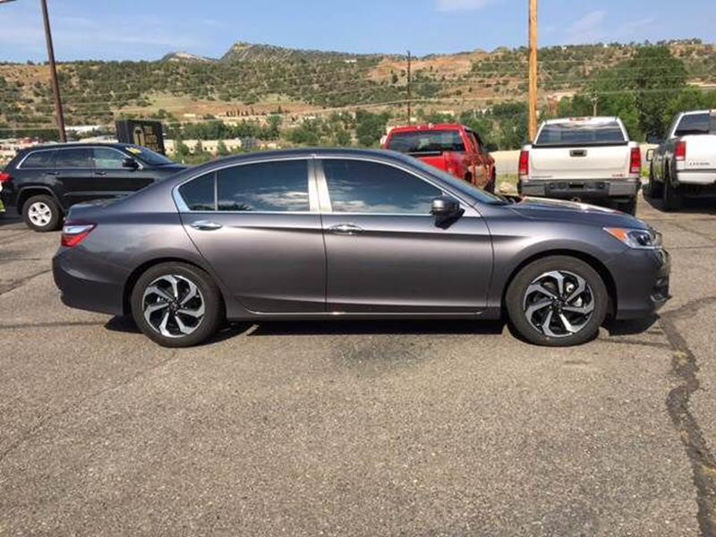 2017 Honda Accord EX-L 4dr Sedan - Durango CO