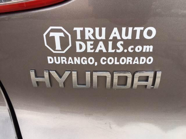 2011 Hyundai Tucson Limited 4dr SUV - Durango CO