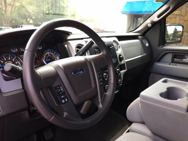 2014 Ford F-150 4x4 XLT 4dr SuperCrew Styleside 5.5 ft. SB - Durango CO