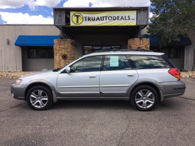 2005 Subaru Outback AWD 3.0 R L.L.Bean Edition 4dr Wagon - Durango CO