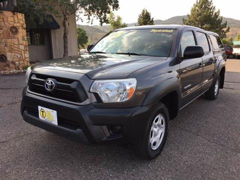 2013 Toyota Tacoma for sale in Durango, CO