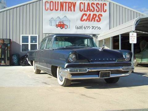 1956 Lincoln Capri for sale in Staunton, IL