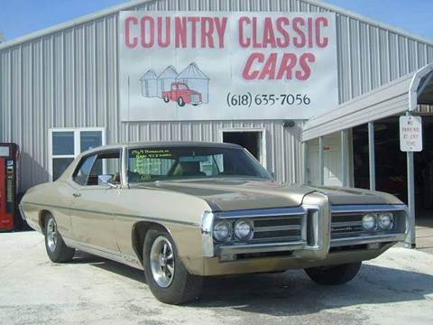 1969 Pontiac Bonneville for sale in Staunton, IL