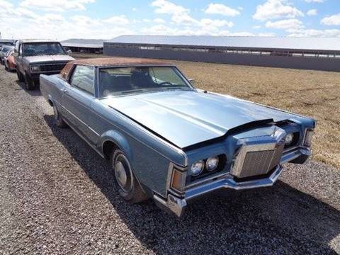 1971 Lincoln Mark III for sale at Country Classic Cars in Staunton IL