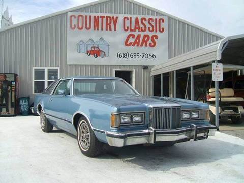 1979 Mercury Cougar for sale at Country Classic Cars in Staunton IL
