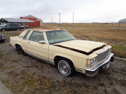 1979 Ford LTD for sale at Country Classic Cars in Staunton IL