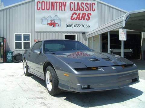 1987 Pontiac Trans Am for sale in Staunton, IL