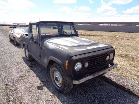 1972 Jeep 4x4 for sale at Country Classic Cars in Staunton IL