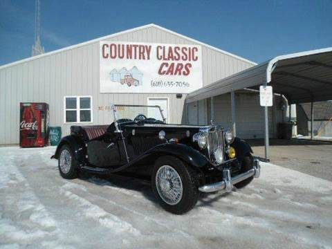 1939 MG MGB for sale in Staunton, IL