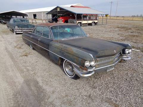 1963 Cadillac Series 62 for sale at Country Classic Cars in Staunton IL