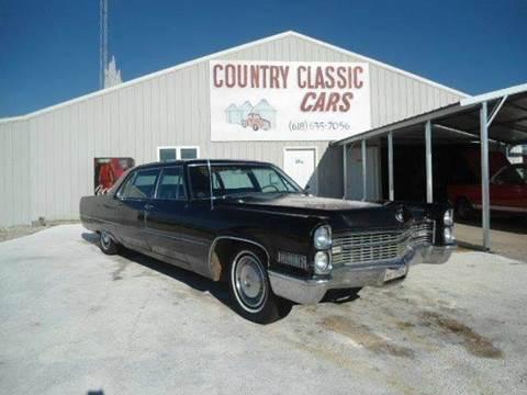 1966 Cadillac Series 75  for sale in Staunton, IL
