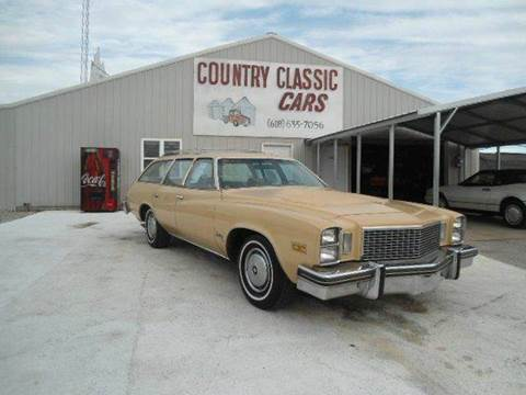 1976 Buick Century for sale at Country Classic Cars in Staunton IL