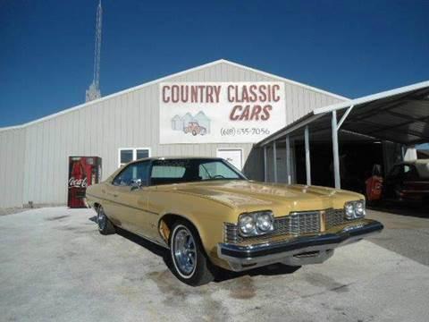1973 Pontiac Catalina for sale in Staunton, IL