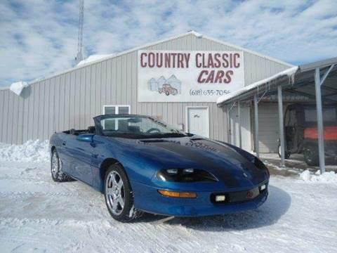 1995 Chevrolet Camaro for sale at Country Classic Cars in Staunton IL