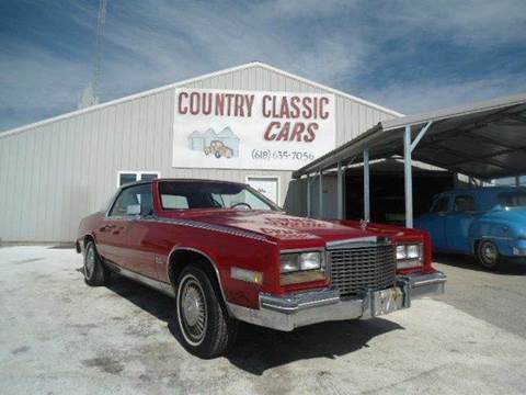 1979 Cadillac Eldorado for sale in Staunton, IL