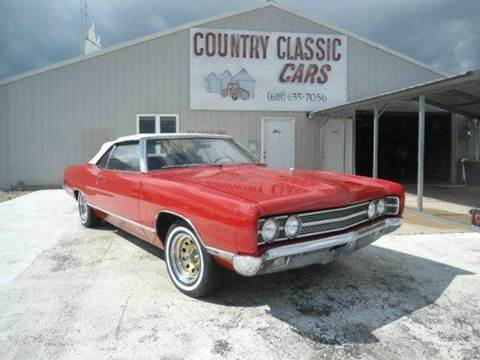 1969 Ford Galaxie for sale in Staunton, IL