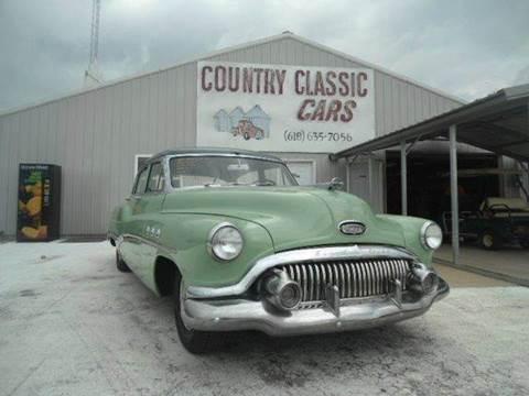 1951 Buick Estate Wagon for sale in Staunton, IL