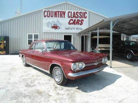 1964 Chevrolet Corvair Monza for sale in Staunton, IL