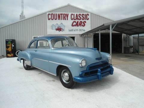 1952 Chevrolet 210 for sale in Staunton, IL