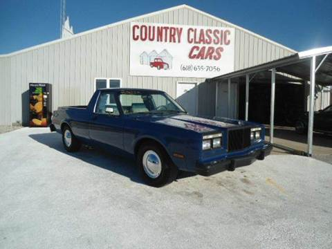 1985 Chrysler Fifth Avenue for sale in Staunton, IL