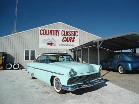 1954 Ford Sunliner for sale in Staunton, IL