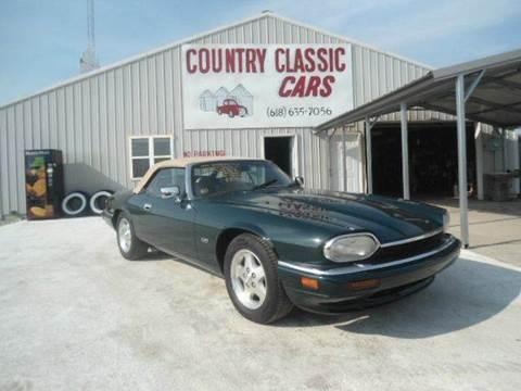 1995 Jaguar XJS For Sale In Staunton, IL