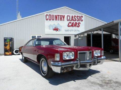 1972 Pontiac Catalina for sale in Staunton, IL