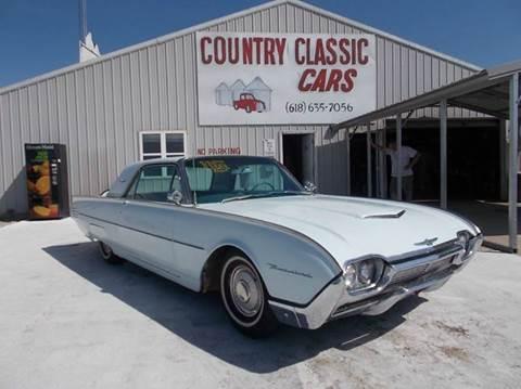 1961 Ford Thunderbird for sale in Staunton, IL