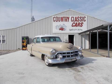 used 1953 cadillac series 62 for sale - carsforsale®