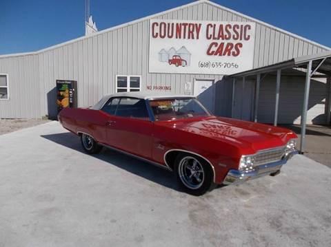 1970 Chevrolet Impala For Sale In Staunton Il