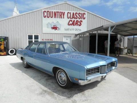 1970 Ford LTD for sale in Staunton, IL