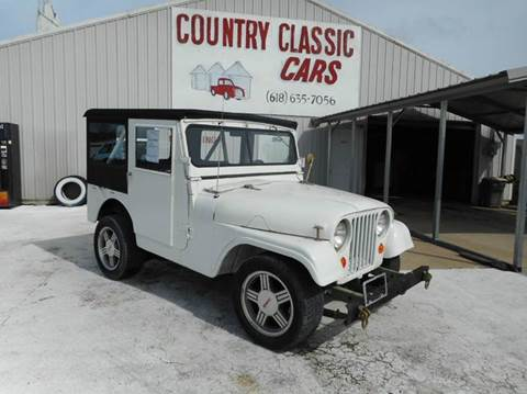 1954 Willys Jeep for sale in Staunton, IL