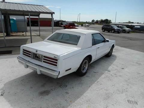 1981 Chrysler Cordoba
