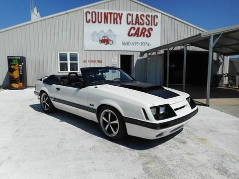 1986 Ford Mustang for sale in Staunton, IL