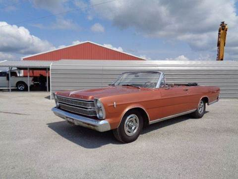 1966 Ford Galaxie for sale in Staunton, IL