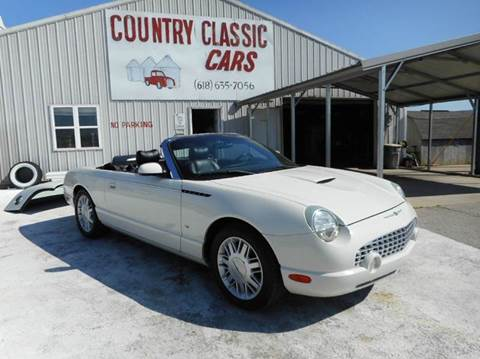 2003 Ford Thunderbird for sale in Staunton, IL