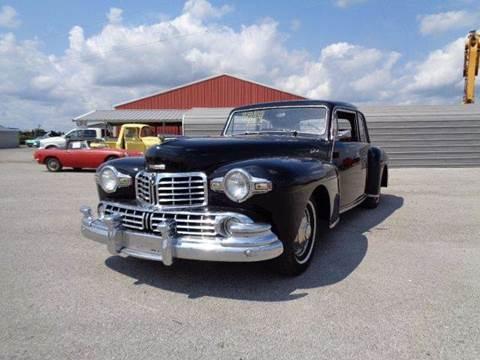 1948 Lincoln Continental for sale in Staunton, IL