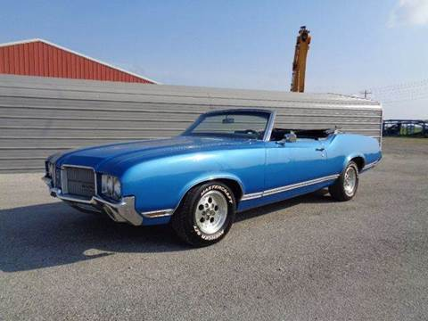 1971 Oldsmobile Cutlass for sale in Staunton, IL