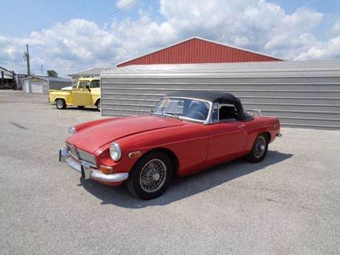 1973 MG B for sale in Staunton, IL